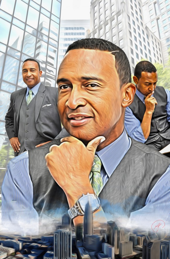 Patrick Cannon is Charlotte's Hometown Hero