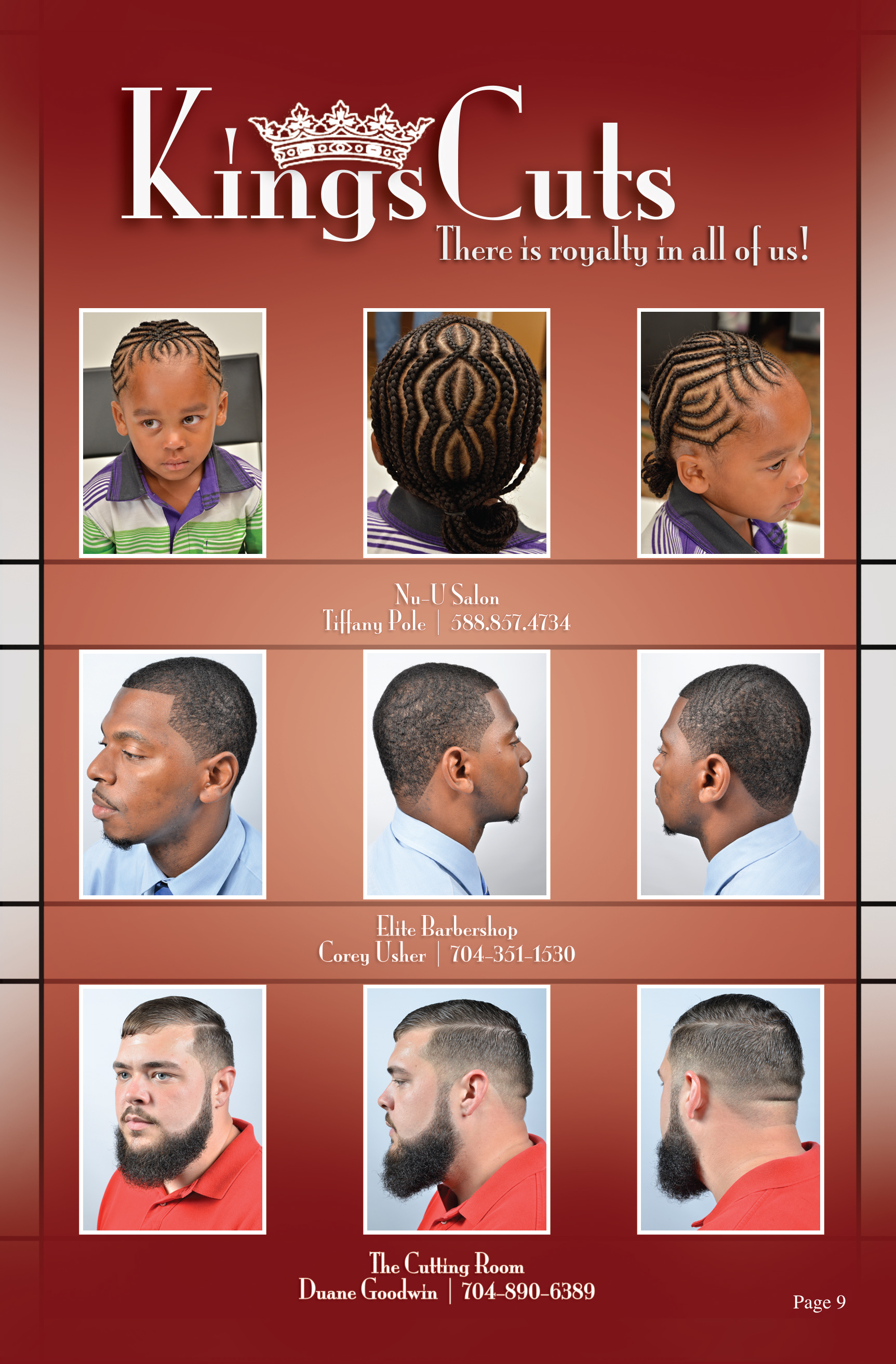 Kings' Cuts - Aug 2014