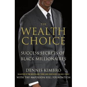 The Wealth Choice Book