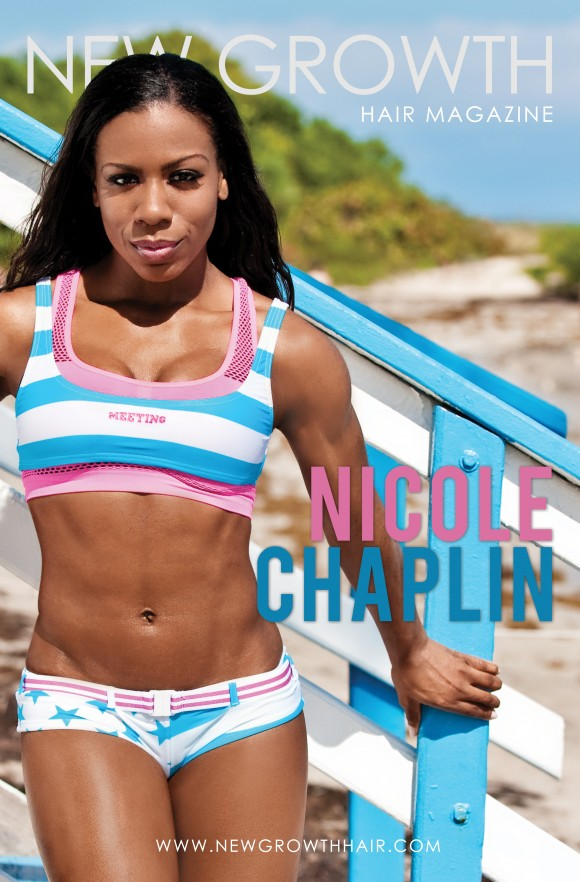 Nicole Chaplin, Cover May 2014