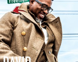 David Banner - Aug 2015 Cover