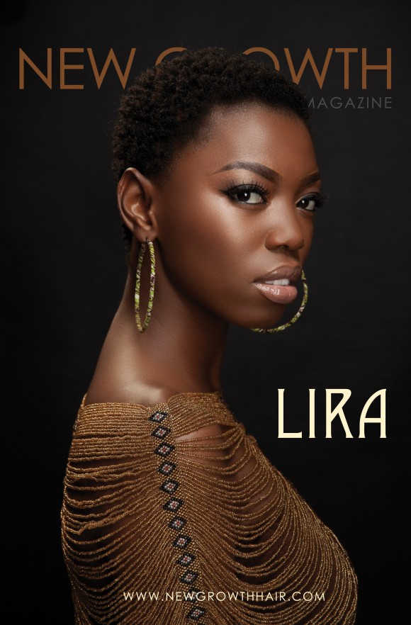 Lira on the November 2014 Cover of NGH Mag
